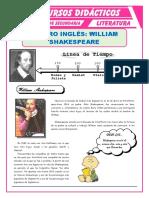 William Shakespeare Para Segundo de Secundaria