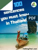 100-Thai-Sentences-You-Must-Know.pdf