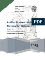ensayo 4 Analisis hidrometrico.docx