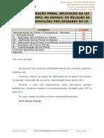 Aula 01 - INFRAÇÃO PENAL. APLICAÇÃO DA LEI PENAL.pdf