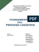 TRABAJO 1 - PROCESO LOGÍSTICO.docx