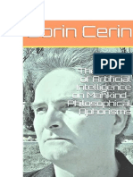 The Impact of the Artificial Intelligence on Mankind- Philosophical Aphorisms by Sorin Cerin