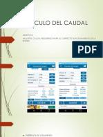 CALCULO DEL CAUDAL.pptx