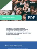 GIVING AGENCY Reseña.pdf