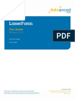 PDF LaserForm Customer HelpGuide 9.7.3