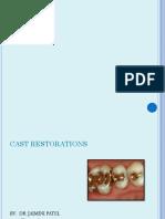 CAST RSTORATION.pptx