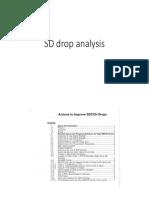 SD drop analysis.pptx
