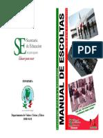 El Manual de Escoltas (Guía Para Instructores)
