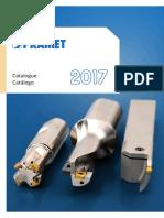 Pramet Nafta 2017 catalogo insertos