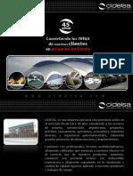 Presentación General Cidelsa 2012