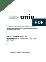 PROGRAMA DE INTERVENCIÓN PARA CASO PRÁCTICO DE TDAH.docx