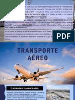 TRANSPORTE AÉREO.pptx