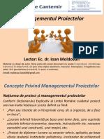 Suport de  Curs Managementul Proiectelor, ianuarie , 2019.pdf