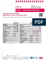 Axe x - Info Trafic Orleans-Vierzon-bourges (Never) Du 10-12-2019