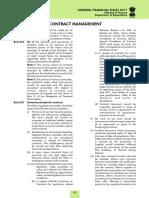 GFR Contract Management