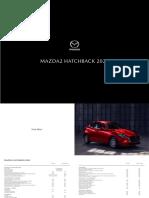 Ficha Tecnica Mazda2 Hatchback 2020