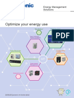 Optimize your energy use