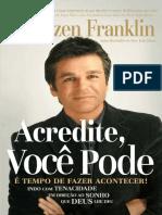 Acredite, Voce Pode_ E tempo de - Jentezen Franklin.pdf