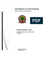 SEBI (Disclosure & Investor Protection) Guideline, 2000