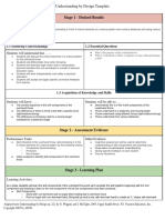edu602 ubd template