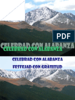 Celebrad Con Alabanza