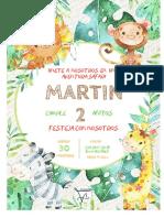 Cumple 2 Martin