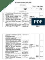 Proiectarea Integrata Pe Unitati de Invatare Cls 1