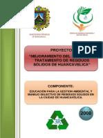 Educacion Para El Manejo Selectivo FINAL- Abril 2008