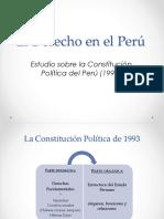 Tema 3 - El Derecho en El Perú (Constitución)