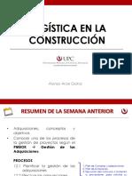 2019 - I - Logística en la Construcción - Sesión 6.pdf