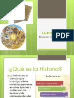 UNIDAD 0 LA HISTORIA DEFINICION Y CRONOLOGIA.pptx