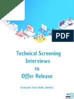 Technical Screening
