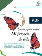 169111193 Modelo de Mi Proyecto de Vida Ppt