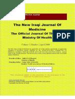 Cancer in Iraq