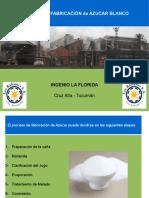 Proceso de Fabricación de Azucar Blanco (2)