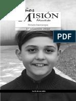 Misionero de Niños 1er trimestre 2020