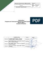 Instructivo SGSSO I 025 V0
