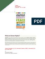 Human Rights Violations by NHRC