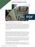 Los Arcanos Mayores y su significado en el tarot - Tarot de Tiziana.pdf