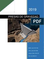 TRABAJO ESCRITO PRESAS DE GRAVEDAD.pdf