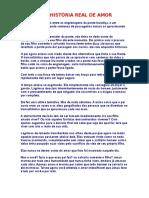 História Real De Amor.doc
