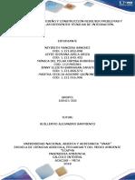 Unidad Fase 4 - Unidad 2 Fase 4 Diseño y construcción Resolver problemas y ejercicios de las diferentes técnicas de integración..docx