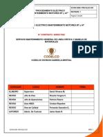 SCHW-DGM -PRO-ELEC-001 Rev 1MANTENIMIENTO MOTORES BT y AT.docx