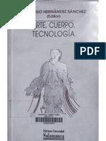 Arte, cuerpo y tecnologia Domingo Hernandez Sanchez