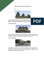 Peninggalan Hindu Budha Di Indonesia