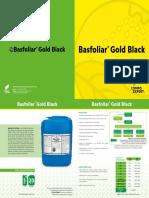 Basfoliar Gold Black