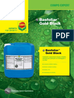 Basfoliar Gold Black Extra information