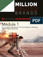 MDB-Module 1 Summary