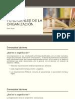 1. Áreas funcionales e la organización.pptx