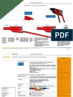 Cable Con Conector de Seguridad-36A-2710-IEC (2) Inducener